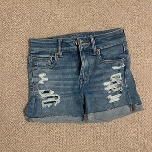Brand New American Eagle Jean Shorts